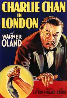 Charlie Chan in London (1934)